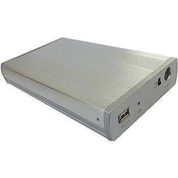 Link-e ®   Boitier externe USB 2.0 en aluminium pour disque dur 3.5 ... fcc7fd513e98