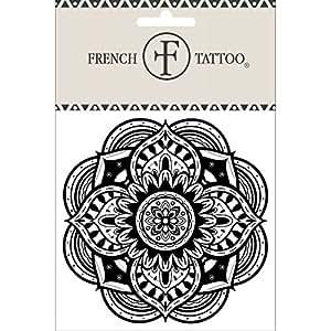 Mandala 1 - Tatouage éphémère