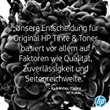 HP 83A (CF283A) Schwarz Original Toner für HP Laserjet Pro M201, M225, M127, M125