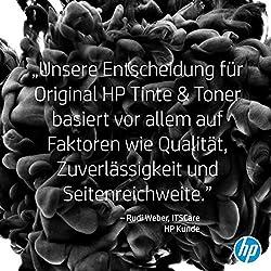 Hp 30x (Cf230x) Schwarz Original Toner Mit Hoher Reichweite Für Hp Laserjet Pro