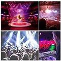 U`King DMX Controller, 192 Channels Stage Lighting LED Par Beam Light Controller for Party DJ Disco Show Operator Equippment