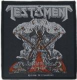 Testament Brotherhood of the snake Patch Standard