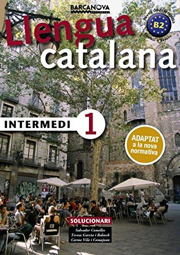 Intermedi 1. Solucionari (Materials Educatius - Català Per A Adults)