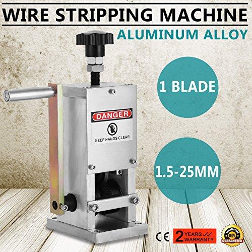 Autovictoria Máquina Pelacables Manual Cable Stripping Machine