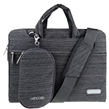 Ivencase 15 15.6 Borse Custodia con tasche Neoprene Business Sleeve per Laptop / Notebook / (15,4 Zaino Del Computer)