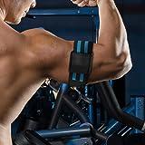 BFR-Manschetten für Das Okklusionstraining, Pro-Modell, 2er Pack, Venenstauer fördern Das schnellere Wachstum Schlanker Muskeln ohne Schwere Gewichte - Starkes Elastikband + schnell lösbare Schnalle