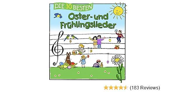 Die 30 Besten Oster Und Frühlingslieder Von Karsten Glück Die