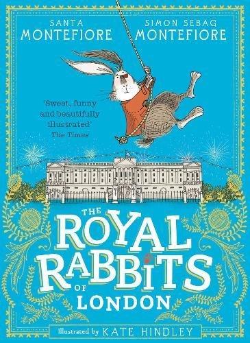 The royal rabbits of London (Royal Rabbits of London 1) por Santa Montefiore