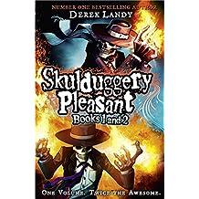 Skulduggery Pleasant 1 & 2: two books in one