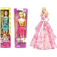 QSF Barbie Doll (Multicolour)