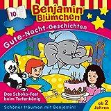 Benjamin Blümchen Gute-Nacht-Geschichten - Folge 10: Das Schoko-Fest beim Tortenkönig
