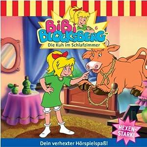 Die Kuh im Schlafzimmer: Bibi Blocksberg 6