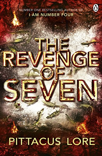 The Revenge of Seven: Lorien Legacies Book 5 (The Lorien Legacies)