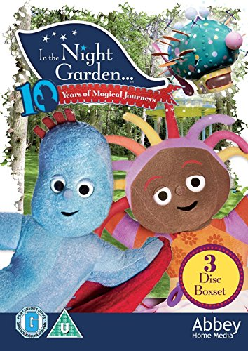 In The Night Garden - Magical Journeys Triple Set [DVD]