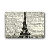 Dalliy Eiffelturm Eiffel Tower Fußmatten Doormat Outdoor Indoor 23.6