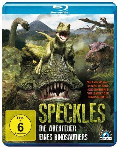 Speckles - Die Abenteuer eines Dinosauriers [Blu-ray]