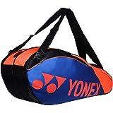 Yonex SUNR 9626TG BT 6 Badminton Kitbag, BT 6  Black/Red