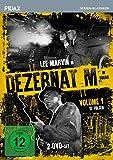 Dezernat M, Vol. 1 (M Squad) / 12 Folgen der legendären Kriminalserie mit Lee Marvin (Pidax Serien-Klassiker) [2 DVDs] -