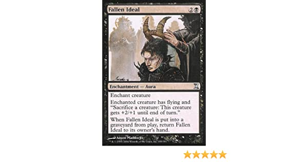 Ideale Fallito Fallen Ideal Magic: the Gathering Time Spiral