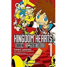 Kingdom Hearts Chain of memories nº 01/02 (Nueva edición) (Manga Shonen)