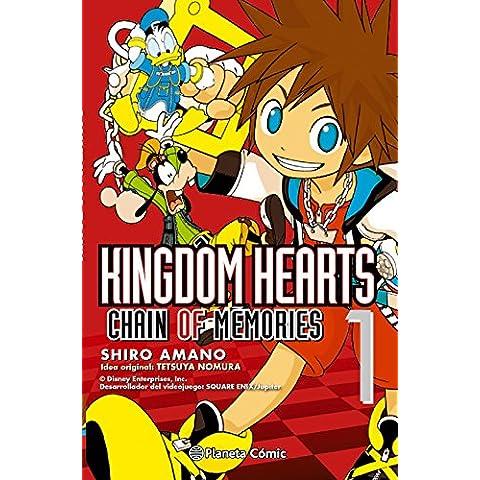 Kingdom Hearts. Chain Of Memories - Número 01