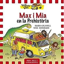 Max I Mia En La Prehistoria. The Yellow Van 0