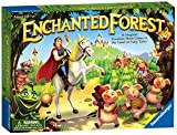 Image for board game Ravensburger UK 22292 Ravensburger Enchanted Forest Board Game for Kids Age 4 Years and up-A Magical Treasure Hunt