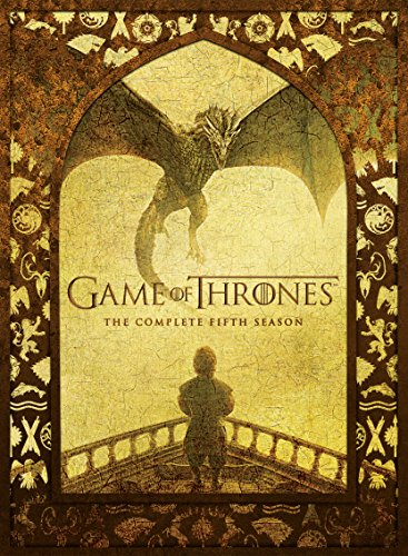 Game Of Thrones   The Complete Fifth Season (5 Dvd) [Edizione: Regno Unito]