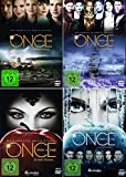 Once Upon a Time - Es war einmal ... Die komplette 1. - 4. Staffel (24-Disc | 4-Boxen)