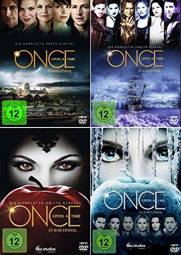 Staffel 1-4 (24 DVDs)