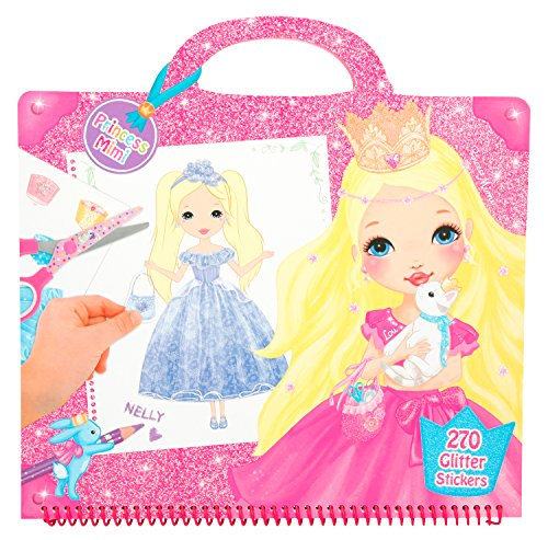 Depesche 6556-Studio Libro para Colorear, My Style Princess