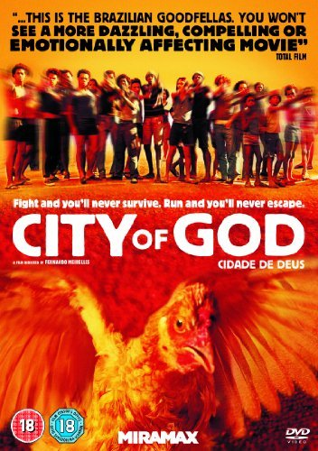 Bild von City of God [DVD] by Alexandre Rodrigues