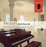 Klavierkonzerte Nr. 21 C-Dur, 27 B-Dur, 20 d-moll, 18 B-Dur, 22 Es-Dur, 23 A-Dur