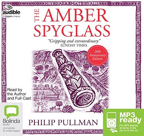 The Amber Spyglass (His Dark Materials, Band 3) - Magic Cast
