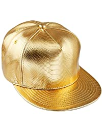 55e09bdabcb9c Amazon.co.uk  Gold - Baseball Caps   Hats   Caps  Clothing