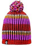 Buff - Gorro de punto para adultos, otoño/invierno, unisex, color Varios colores - Troy Pink Fluor, tamaño Talla única