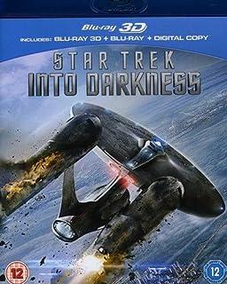 Star Trek Into Darkness (Blu-ray 3D + Blu-ray + Digital Copy) [Region Free] [2013] (B00CU6NTE6) | Amazon Products