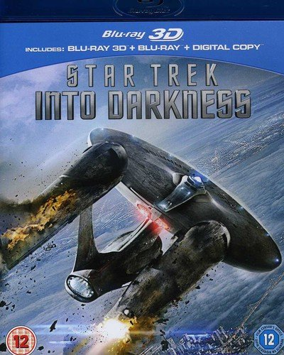 Preisvergleich Produktbild Star Trek Into Darkness (3d + Bd + Digital Copy) [Blu-ray] [Import]