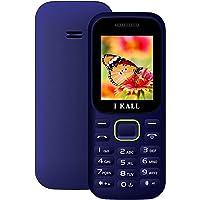 I KALL K31 Keypad Mobile (Blue, 1.8 Inch, Dual Sim)