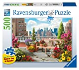 Ravensburger 14868 - Dachgarten (XXL-Teile) - Puzzle 500 Teile