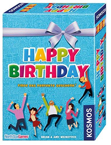 KOSMOS Spiele 692575 - Happy Birthday