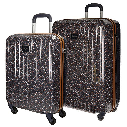 Set 2/Trolley Abs 55-67cm.4r.Pjl Nancy
