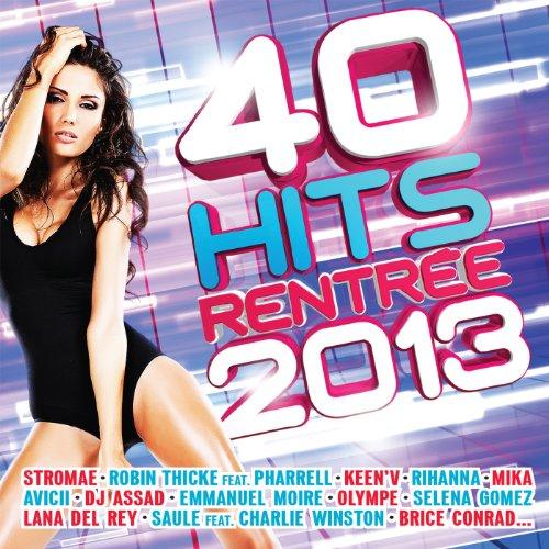 40 hits rentrée 2013