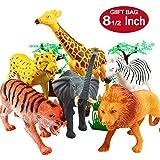 YeoNational&Toys Figuras de Animales, Colección de Animales de...