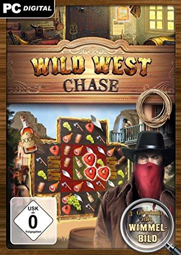 Wild West Chase Wimmelbild 3 Gewinnt Abenteuer