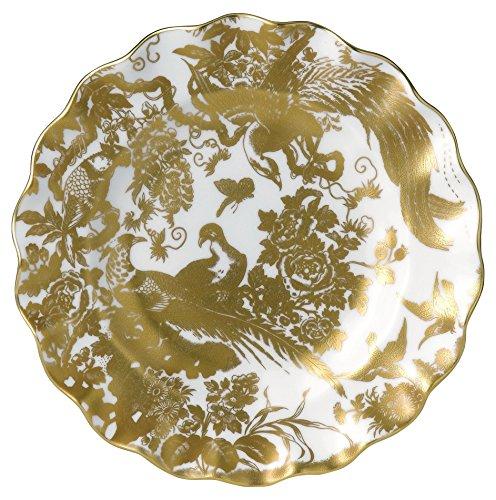 royal-crown-derby-rozir-oro-aves-fluted-piatto-da-dessert-in-scatola-colore-oro-bianco