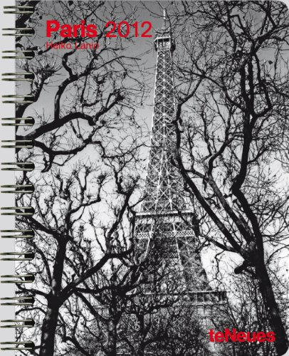 2012 Paris Deluxe Diary