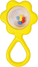 Funskool Sunflower Rattle, Colors May Vary