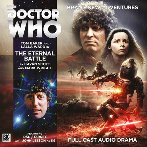 The Fourth Doctor Adventures - The Eternal Battle (Doctor Who: The Fourth Doctor Adventures)