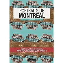 Portraits de Montreal